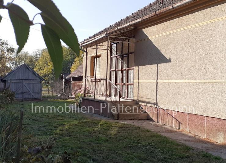 Haus in ruhige Lage Ungarn Balatonr. Grdst.1.400m² Nr.20/147