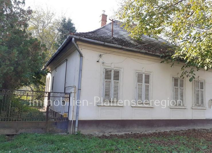 Altes Bürgerhaus Ungarn Balatonr.Grdst.2.880m² Nr.20/148