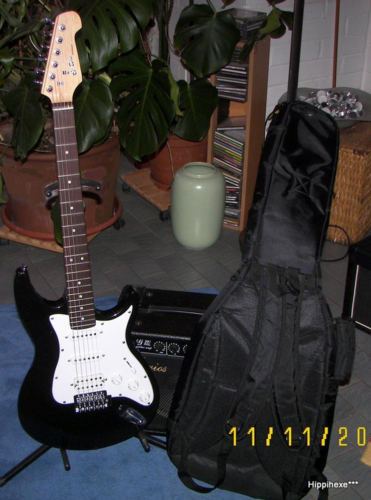Verkaufe hier eine E-Gitarre für Anfänger in Hessen…