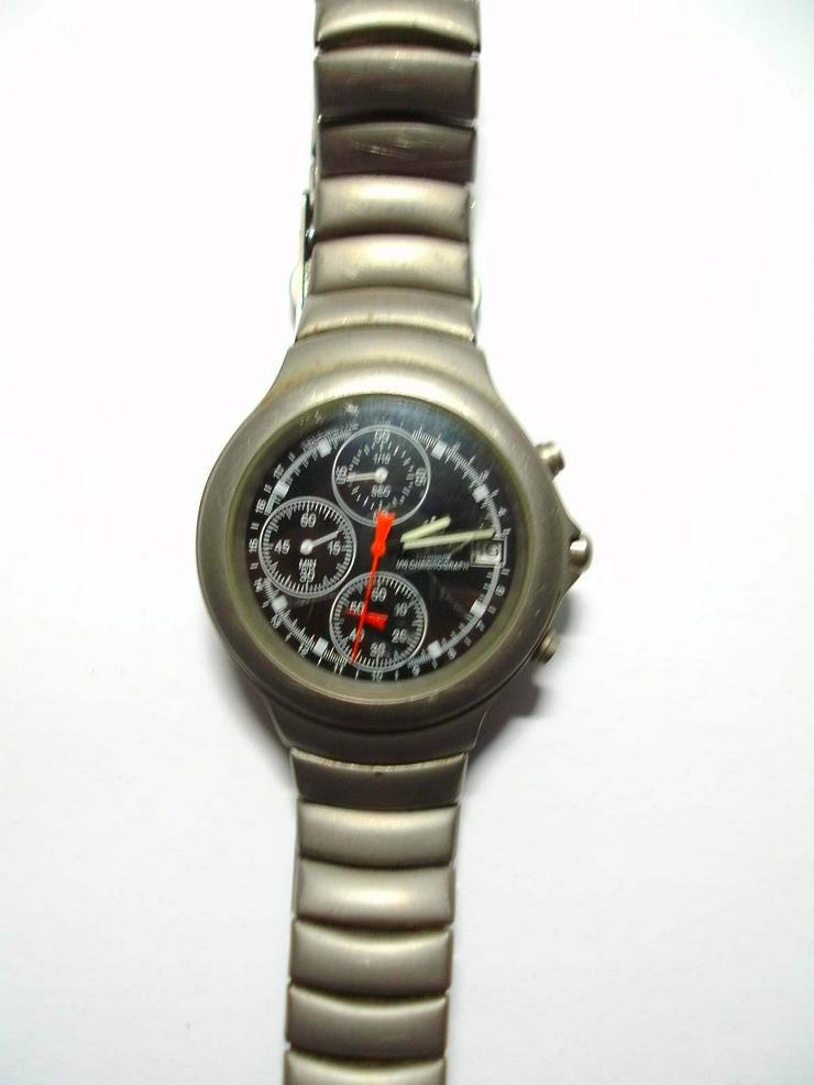 Bild 2: 2 Armbanduhren