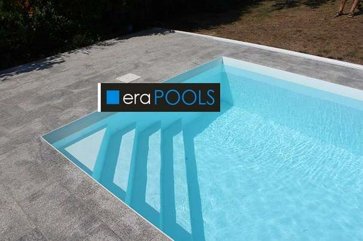 PP Pool 7,0x3,5 Schwimmbecken SET gfk alternative fur GFK Pool