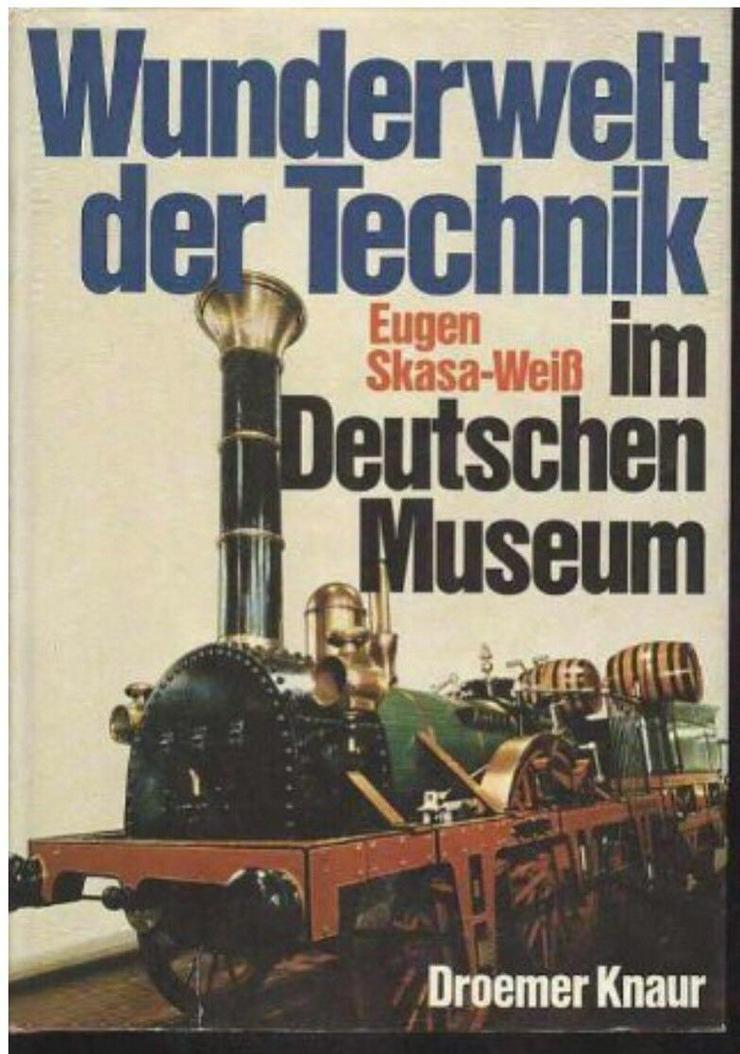Wunderwelt der Technik im Deutschen Museum
