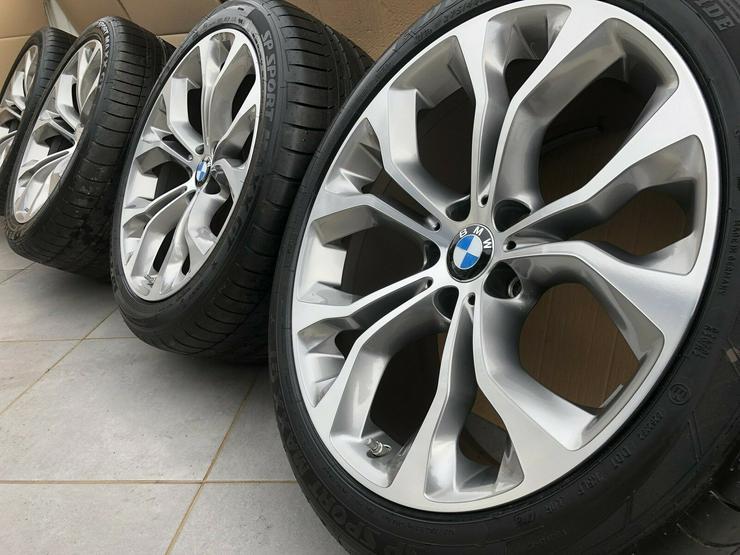 4 x original 20 Zoll BMW X5 F15 X6 F16 Styling 451 Sommerradsatz DOT16 RDK NEU