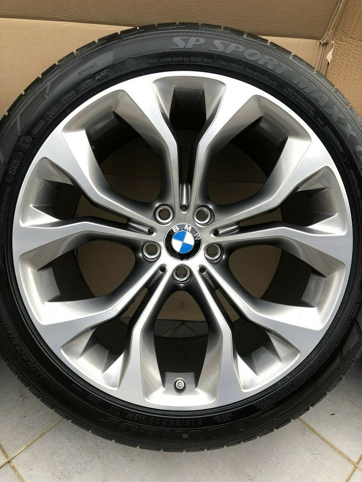 Bild 4: 4 x original 20 Zoll BMW X5 F15 X6 F16 Styling 451 Sommerradsatz DOT16 RDK NEU