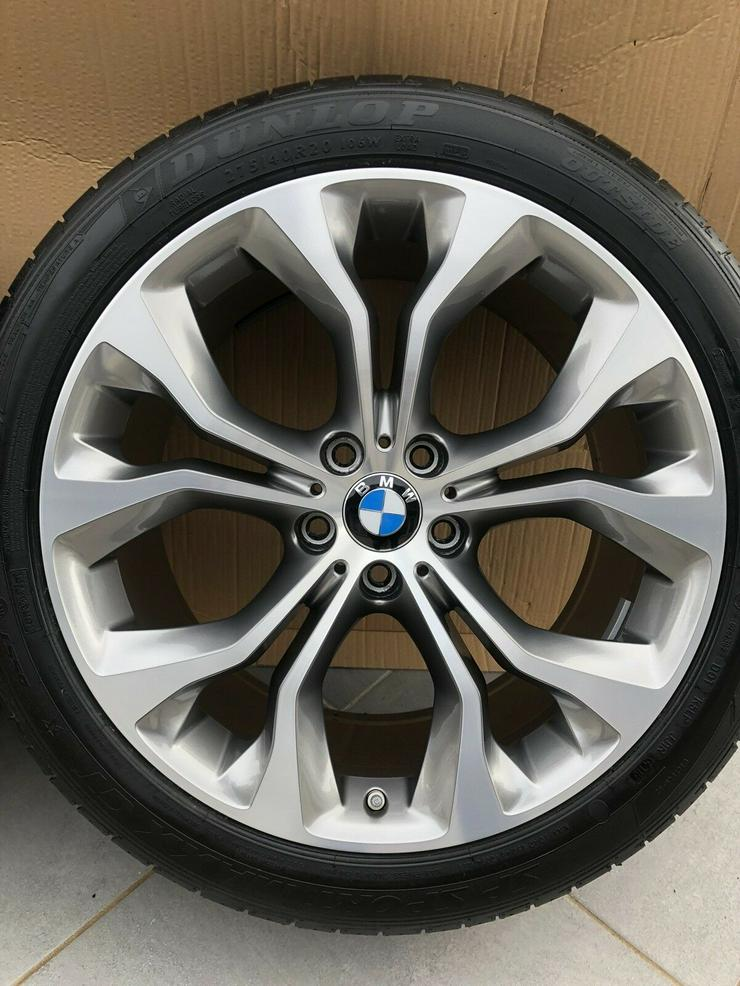 Bild 2: 4 x original 20 Zoll BMW X5 F15 X6 F16 Styling 451 Sommerradsatz DOT16 RDK NEU