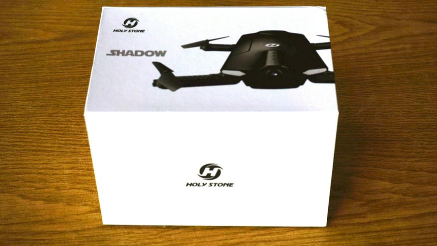 Holy Stone HS160 FPV Mini Drohne faltbar mit HD Kamera