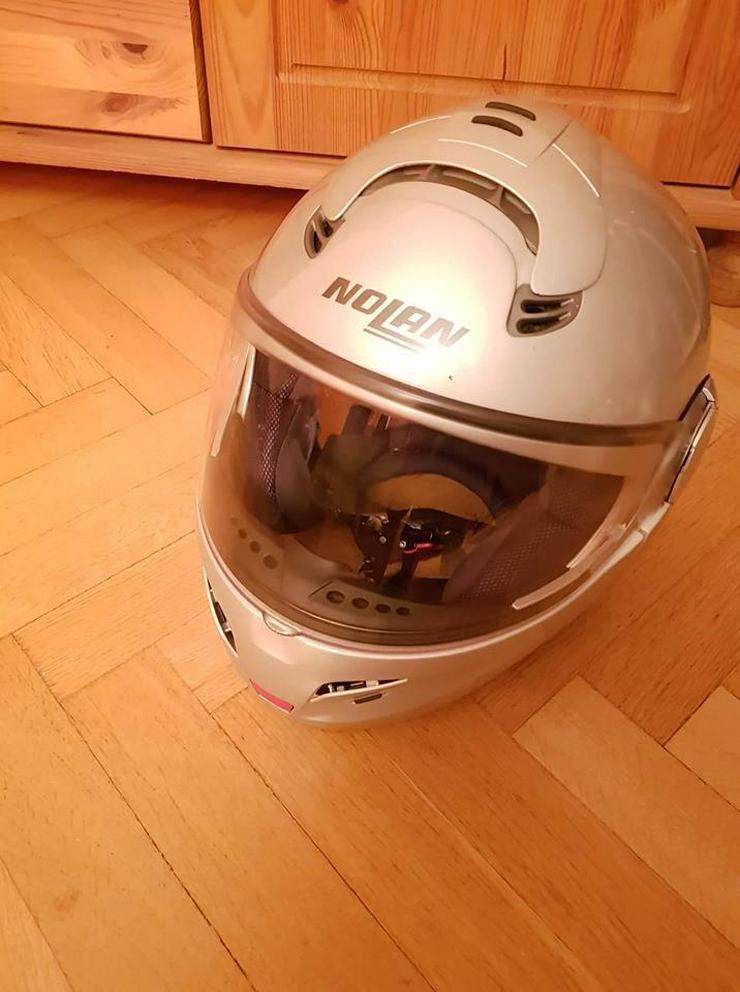 MOTORRAD HELM NOLAN N102