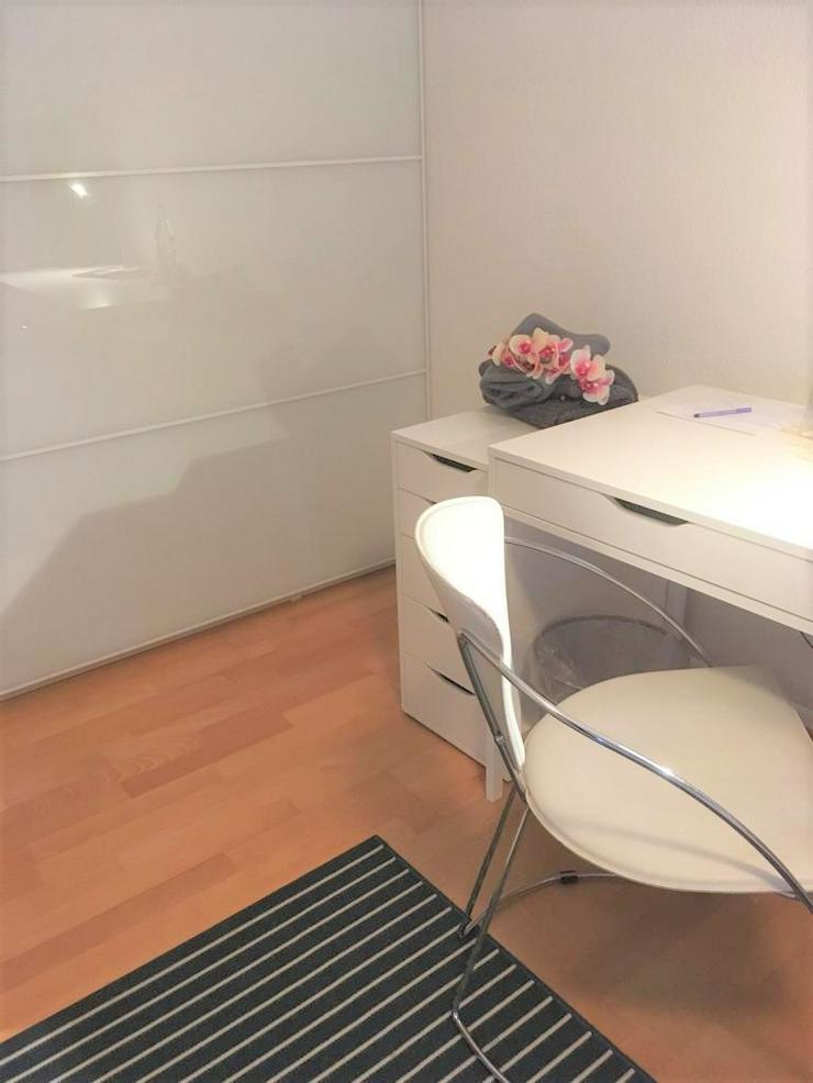 Bild 3: Gästezimmer mit Internet, TV, Waschmaschine, Trockner, Teilung Bad/Wc und Küche, Fahrradabstellplatz