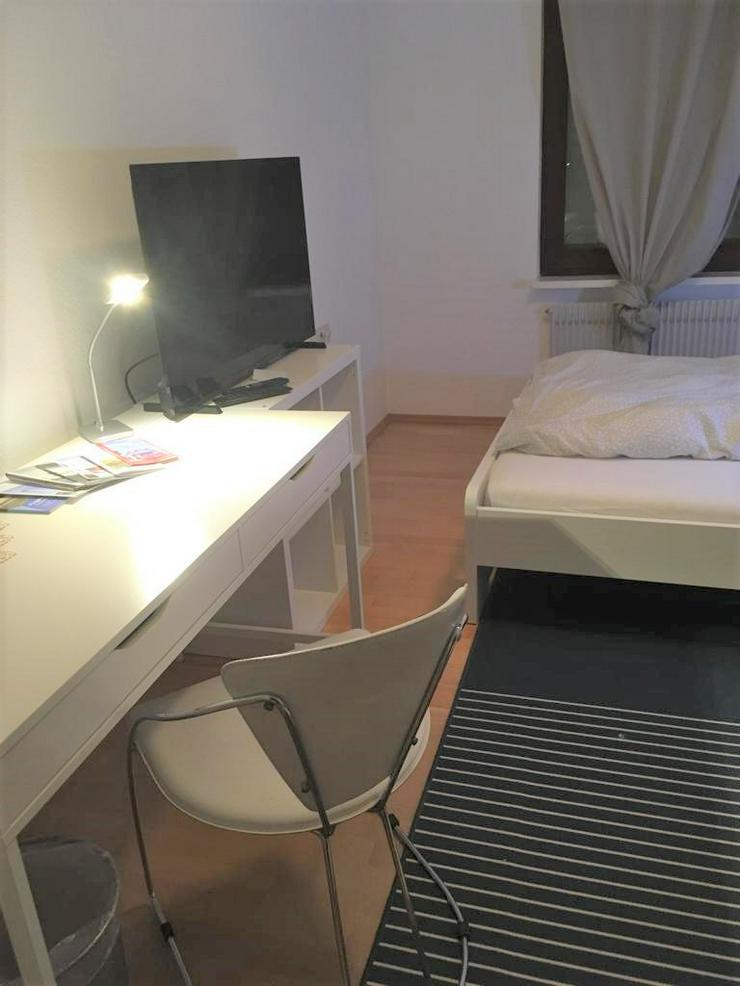 Bild 4: Gästezimmer mit Internet, TV, Waschmaschine, Trockner, Teilung Bad/Wc und Küche, Fahrradabstellplatz