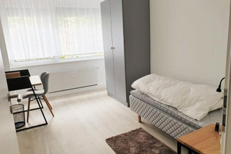 möbl. Co-Living: möblierte WG-Zimmer mit Wlan, TV, Gästeküchen, EtagenDu/Wc, Waschmaschine, Trockner