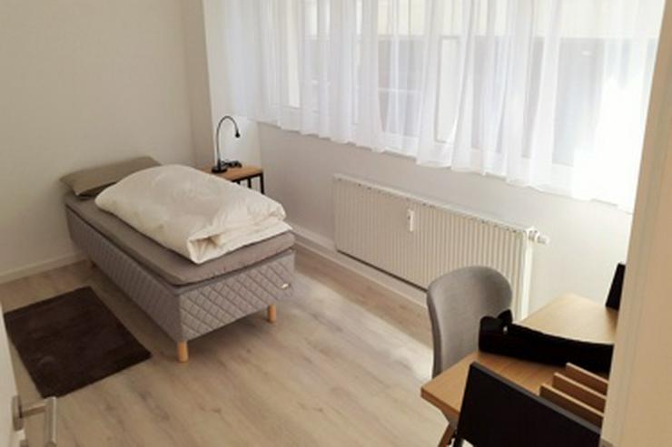 Bild 4: möbl. Co-Living: möblierte WG-Zimmer mit Wlan, TV, Gästeküchen, EtagenDu/Wc, Waschmaschine, Trockner