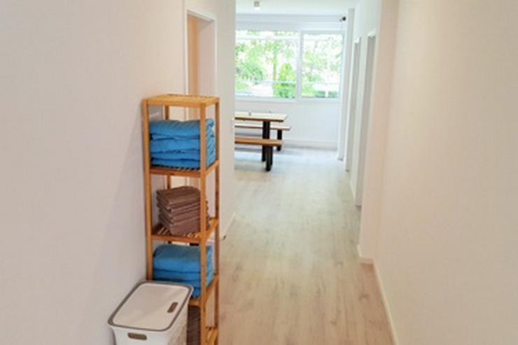 Bild 5: möbl. Co-Living: möblierte WG-Zimmer mit Wlan, TV, Gästeküchen, EtagenDu/Wc, Waschmaschine, Trockner