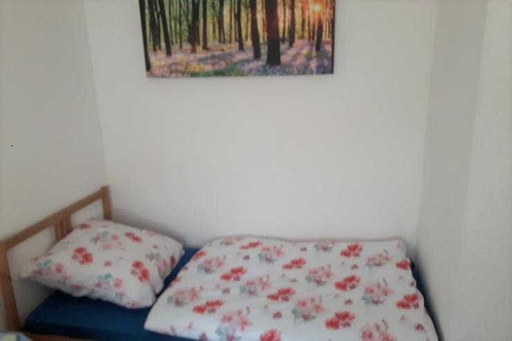 möbl. günstiges Zimmer mit TV, Bad/Wc-Mitbenutzung, Kühlschrank, Mikrowelle