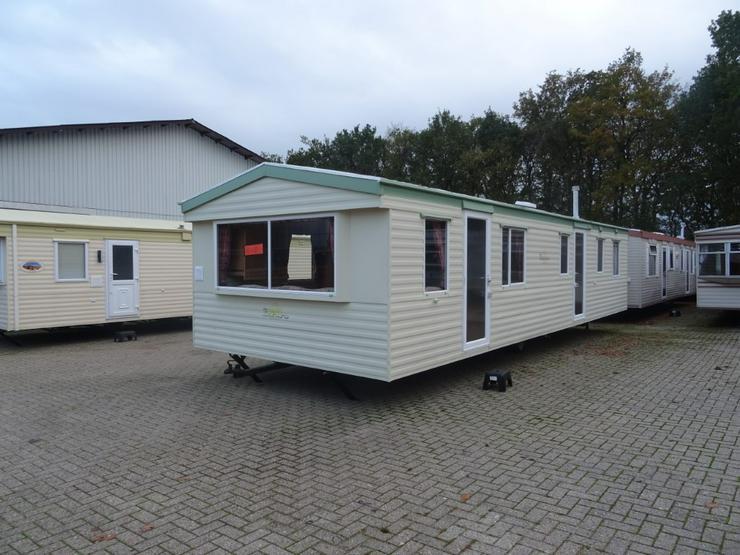 Mobilheim Atlas Sahara winterfest wohnwagen dauerwohnen - Mobilheime & Dauercamping - Bild 1