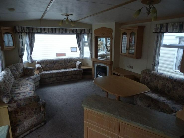 Bild 2: Mobilheim Atlas Solitaire winterfest wohnwagen dauerwohnen camping caravan platz