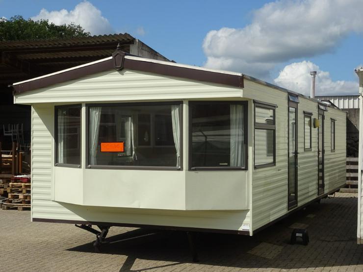 Mobilheim Atlas Florida winterfest wohnwagen dauerwohnen caravan camping