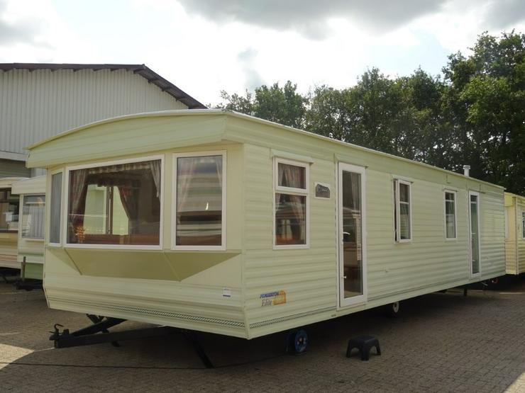 Mobilheim Pemberton Elite winterfest wohnwagen dauerwohnen caravan camping