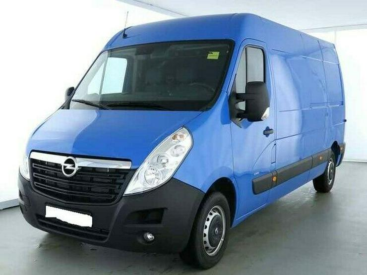 Transporter / Sprinter Opel Movano mieten für Umzug etc.