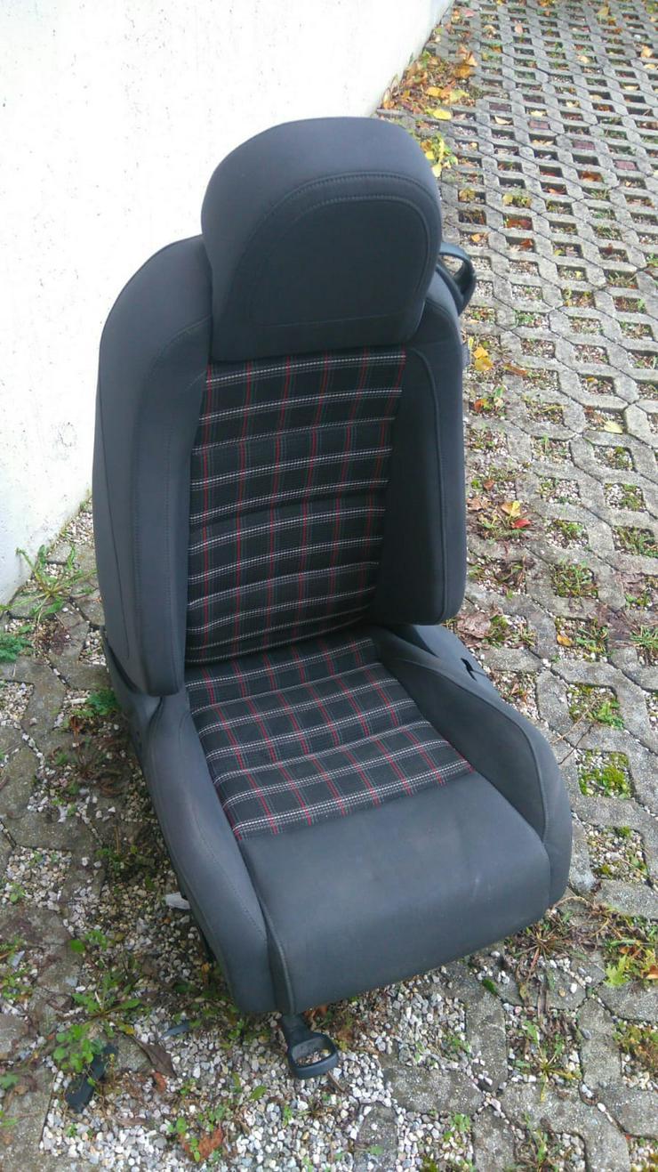 GOLF 5 GTI SITZ RECARO SITZ GTI SITZ GOLF 5 R32 - Sitze, Bezüge & Auflagen - Bild 1