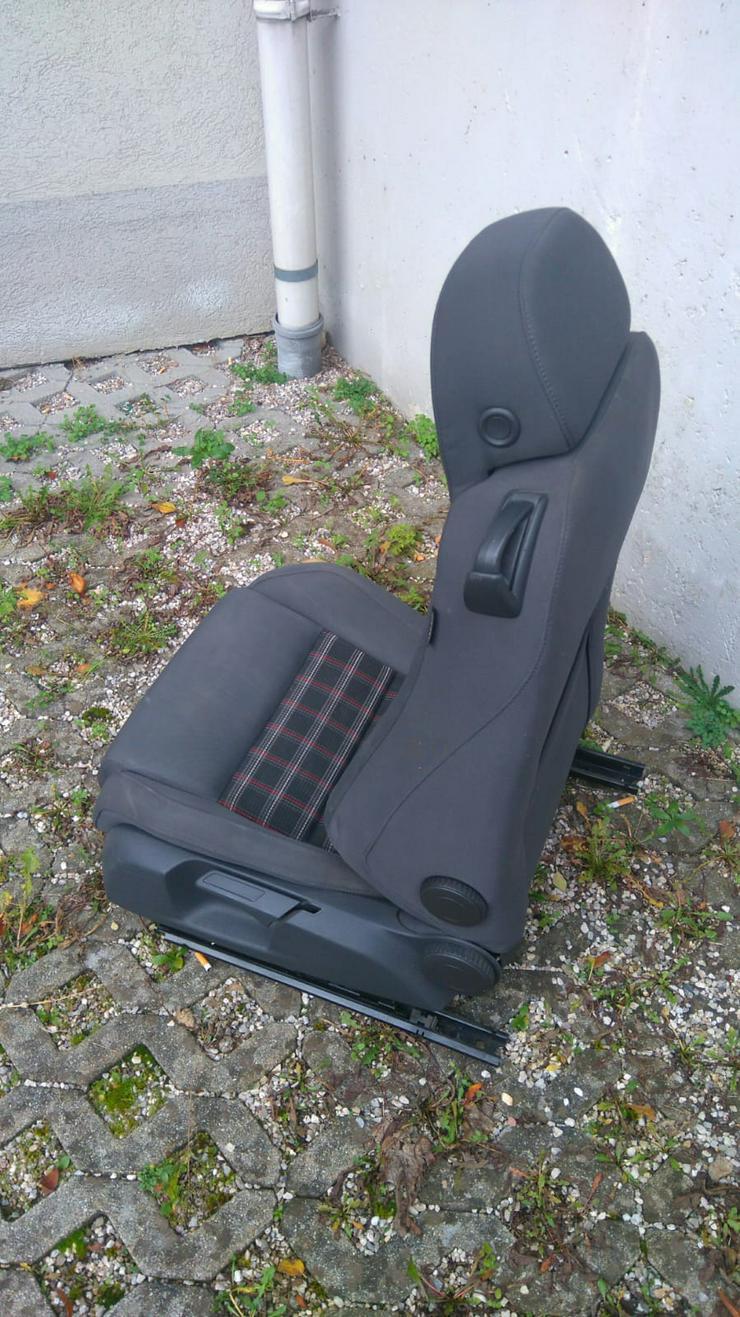 Bild 4: GOLF 5 GTI SITZ RECARO SITZ GTI SITZ GOLF 5 R32