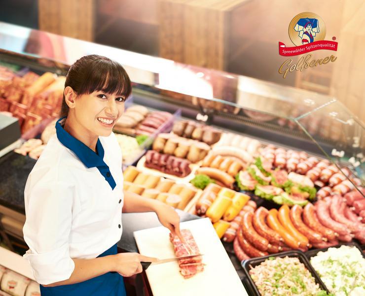 Verkäufer für Fleisch - und Wurstwaren (m/w/d)