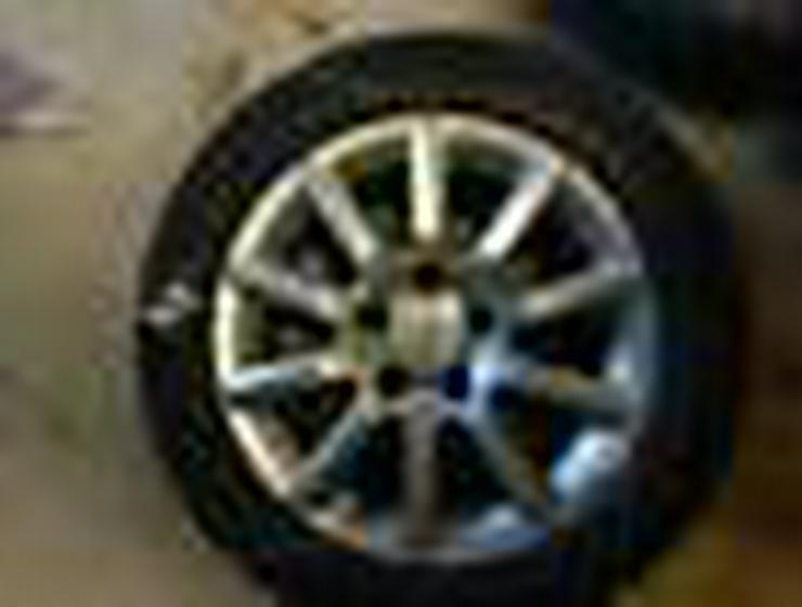 Opel Alufelgen 16 Zoll