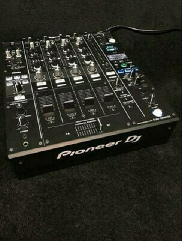 Bild 4: 2 X CDJ 2000 NEXUS 2 - 1 X DJM 900 NEXUS 2 - WIE NEU