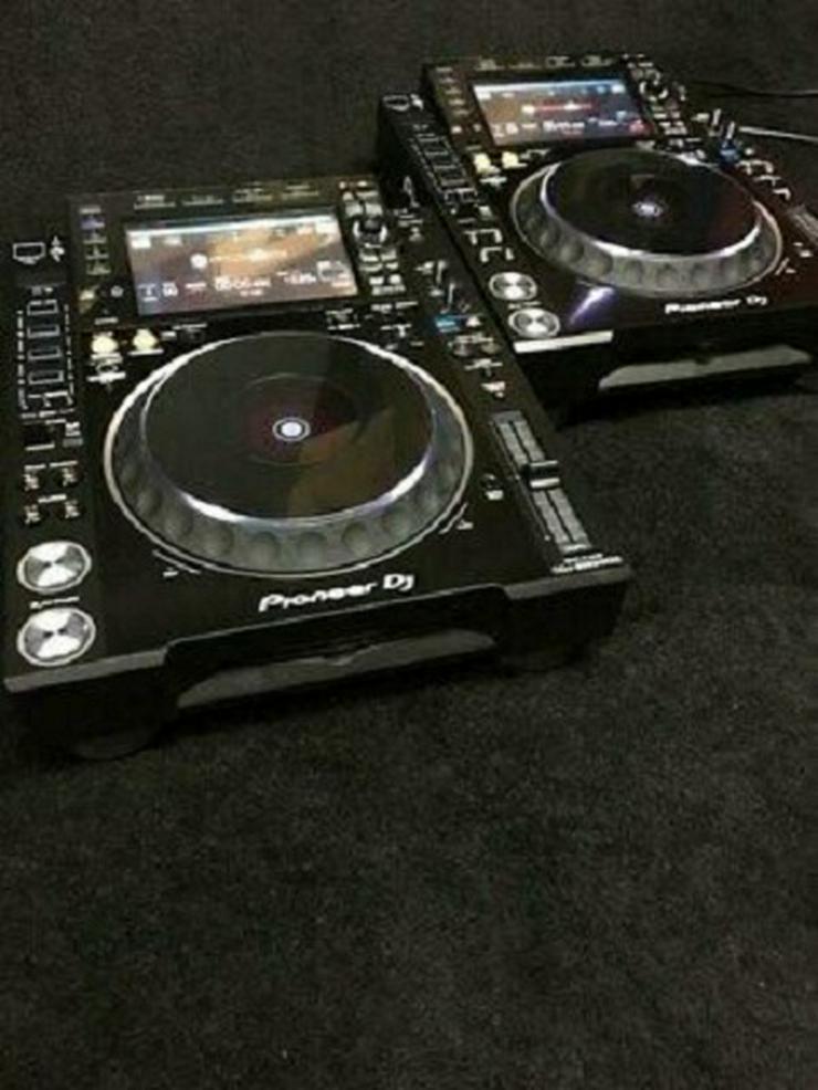 2 X CDJ 2000 NEXUS 2 - 1 X DJM 900 NEXUS 2 - WIE NEU