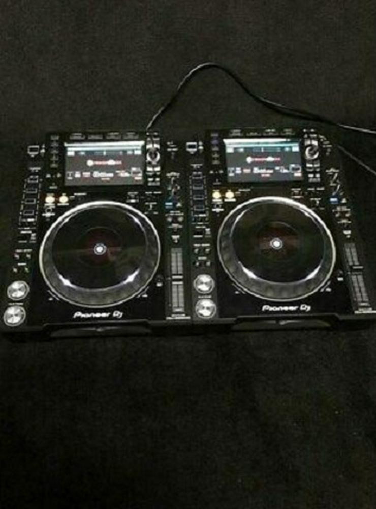 Bild 2: 2 X CDJ 2000 NEXUS 2 - 1 X DJM 900 NEXUS 2 - WIE NEU