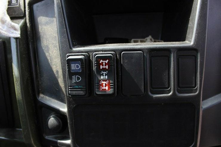 Bild 7: POLARIS RANGER 4X4 KIPPER, ALLRAD 4WD, 6 SITZE !!! 1028cc Diesel 2016