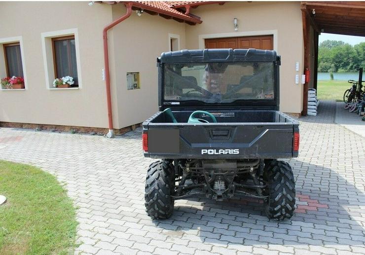 Bild 11: POLARIS RANGER 4X4 KIPPER, ALLRAD 4WD, 6 SITZE !!! 1028cc Diesel 2016