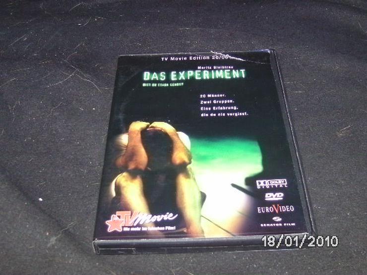 DVDs zuverkaufen wie neu siehe fotos