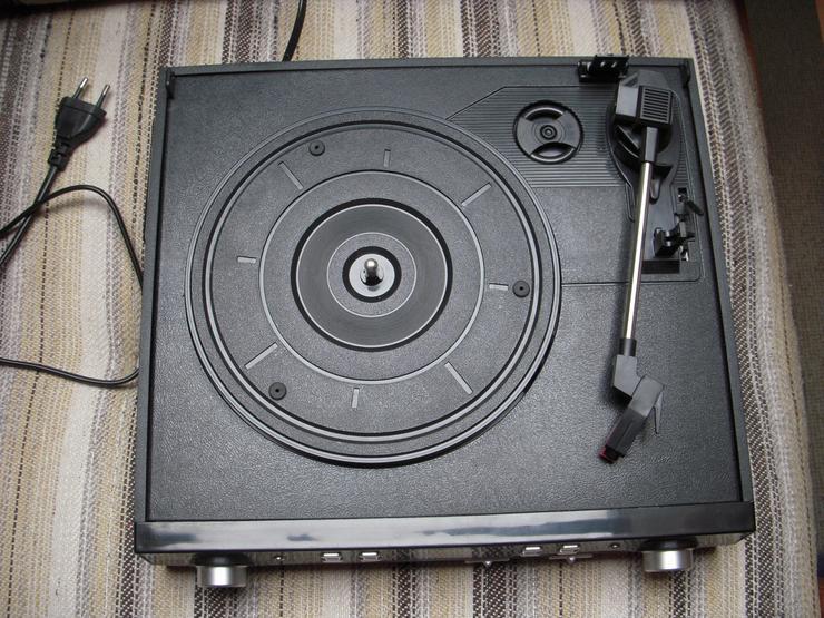 Platten und Kassettendigitalisierer mit Stereo Radio TX-22