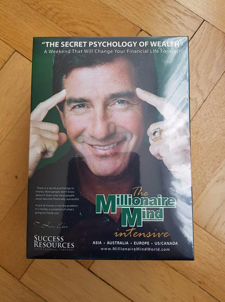 Millionaire Mind DVD/CD – Set