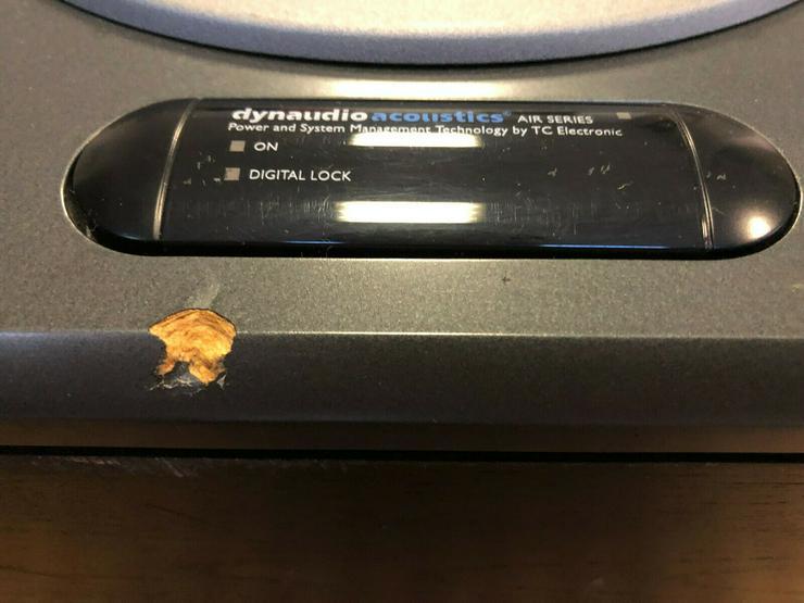 Bild 5: 2 x Dynaudio Air 20 studio monitors (master + slave) & Remote Control