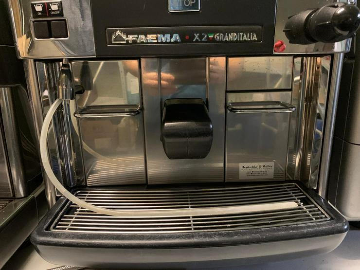 Bild 2: Faema X2 Grand Italia Kaffeevollautomat