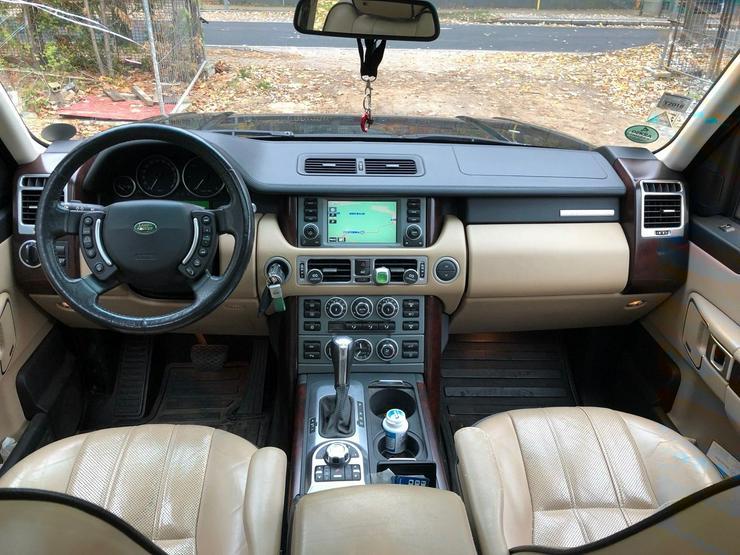 Bild 5: Land Rover Range Rover TDV8 Vogue Facelift