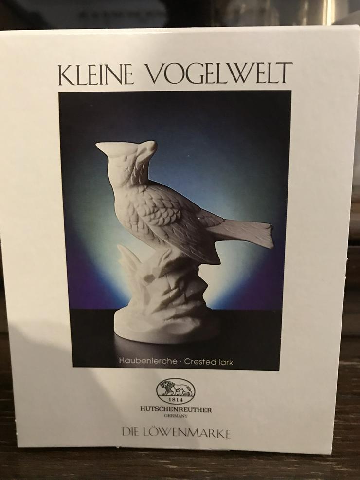 """Hutschenreuther Figur """"Haubenlerche"""""""