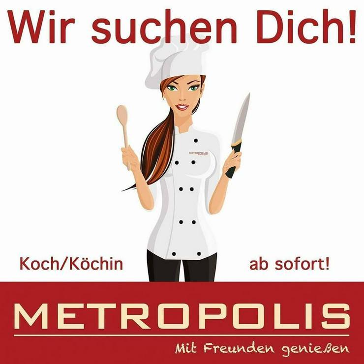 Koch (m/ w) auf Voll- oder Teilzeit in HD-Walldorf gesucht