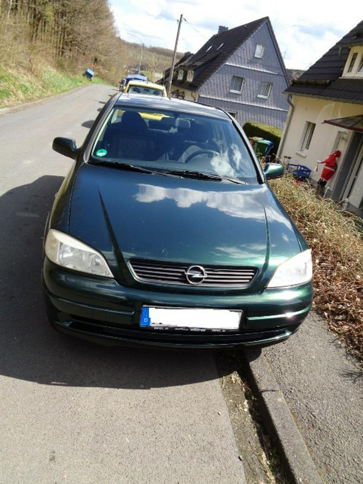 Bild 3: Opel Astra G Limousine 1.6l Seniorenfahrzeug guter Zustand
