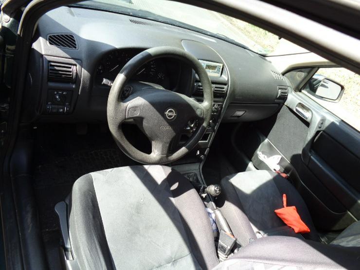 Bild 6: Opel Astra G Limousine 1.6l Seniorenfahrzeug guter Zustand