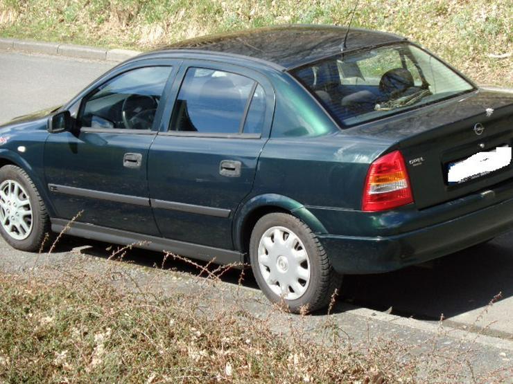 Bild 4: Opel Astra G Limousine 1.6l Seniorenfahrzeug guter Zustand