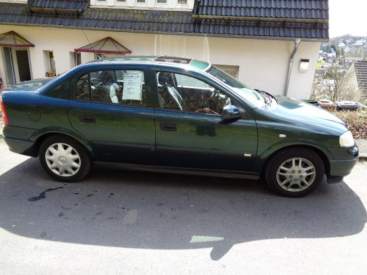 Opel Astra G Limousine 1.6l Seniorenfahrzeug guter Zustand - Astra - Bild 1