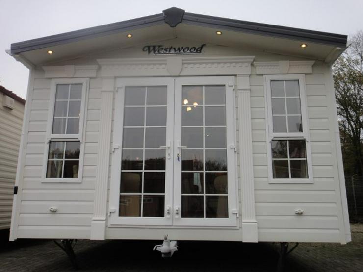 Bild 2: Mobilheim Nordhorn Abi Westwood winterfest wohnwagen dauerwohnen camping