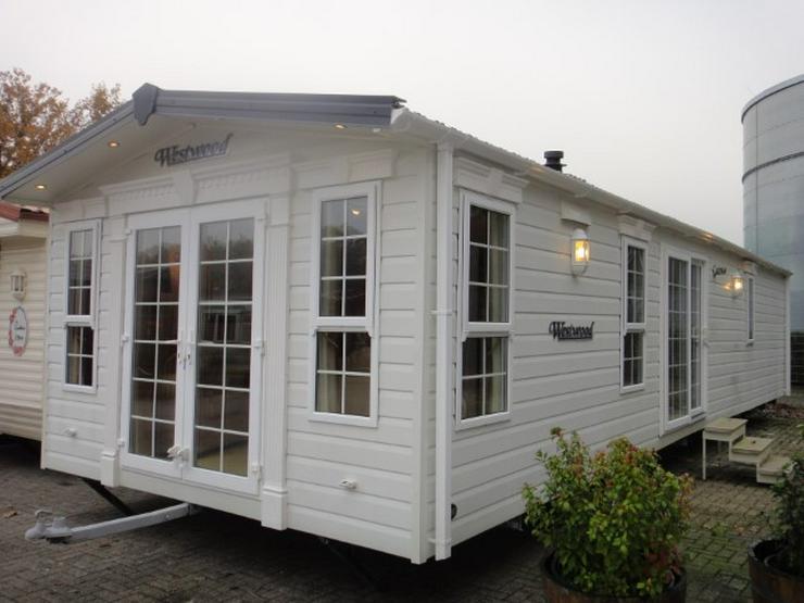 Mobilheim Nordhorn Abi Westwood winterfest wohnwagen dauerwohnen camping