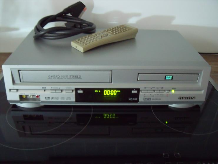 Orion DVD VHS Rek DVD-Player, Gute zustand. Mit FB.