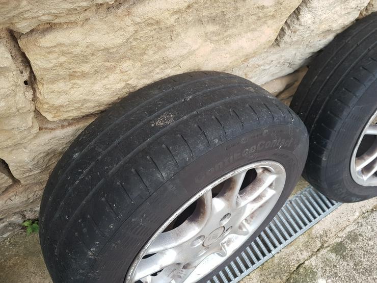 Bild 4: Alufelgen 4 Loch von Irmscher für Opel Astra G Caprio