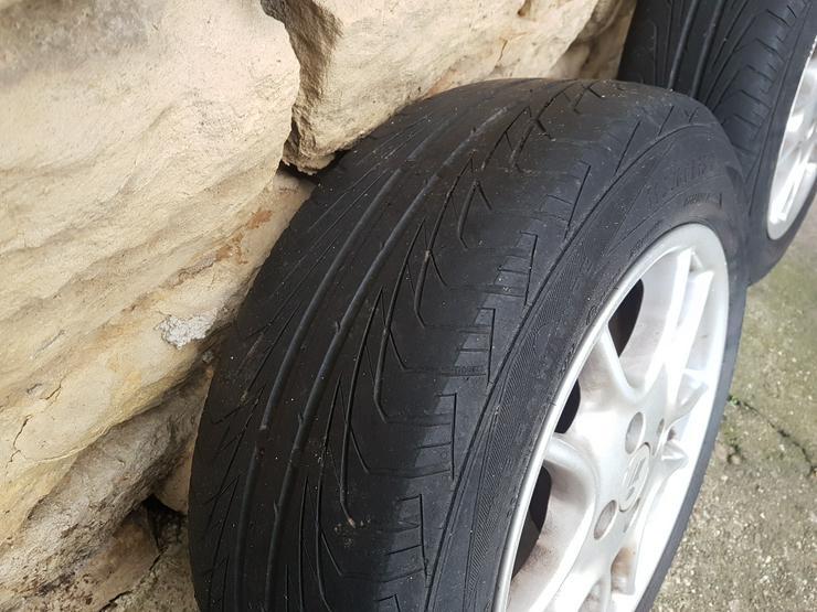 Bild 5: Alufelgen 4 Loch von Irmscher für Opel Astra G Caprio