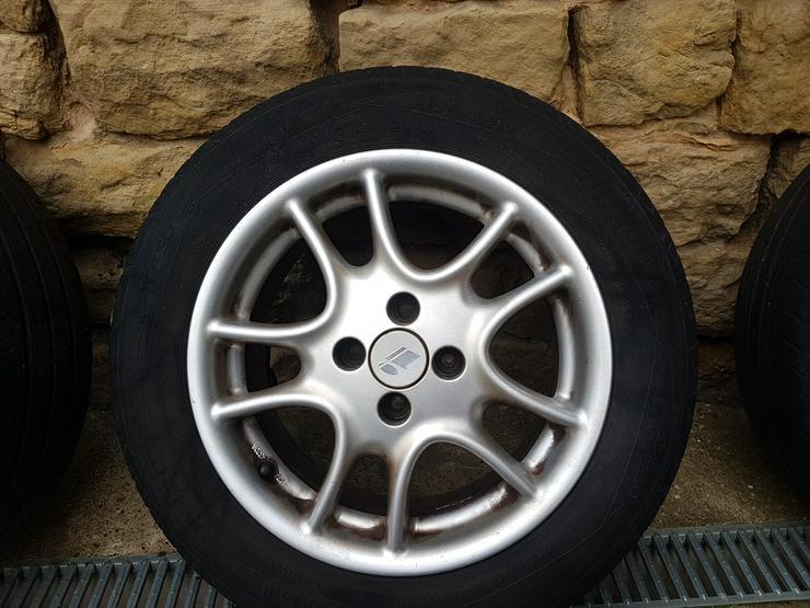 Alufelgen 4 Loch von Irmscher für Opel Astra G Caprio - Alufelgen - Bild 1