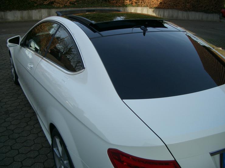 Bild 3: 180 C Coupe, weiß, Panoramaschiebedach, AMG Austattung